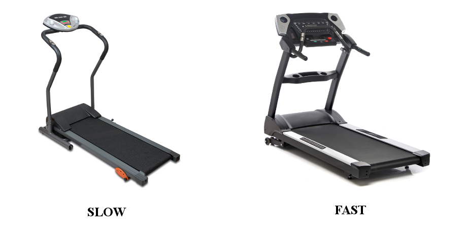 Treadmill Types