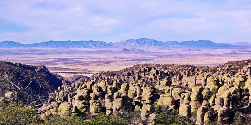 Chiricahua National Monument, USA