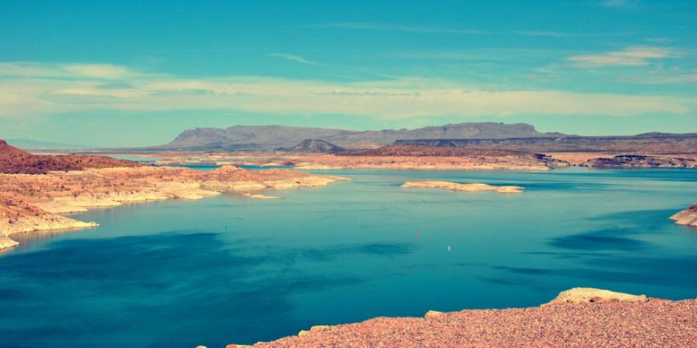 Elephant Butte Lake State Park, USA